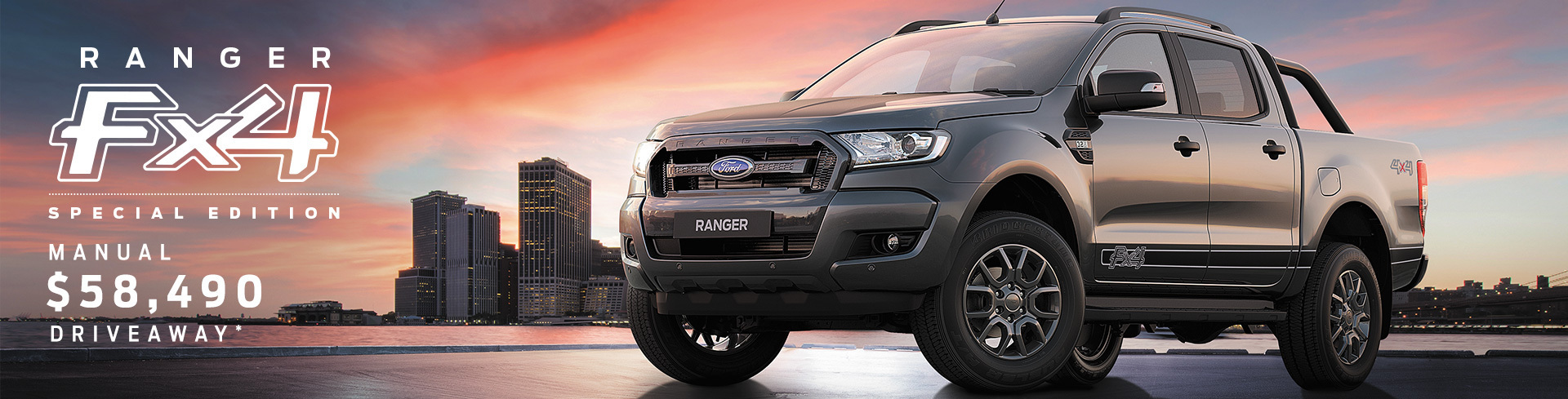 ranger special edition