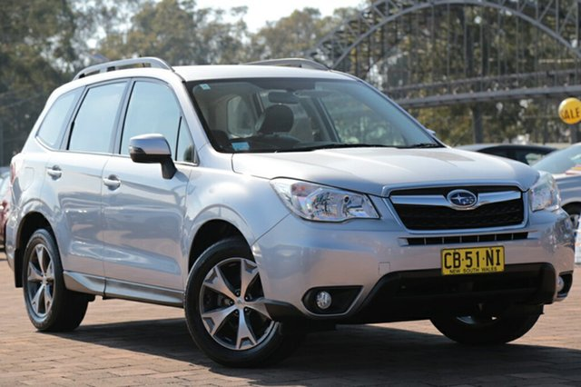 Used Subaru Forester 2.5i-L Lineartronic AWD, Warwick Farm, 2014 Subaru Forester 2.5i-L Lineartronic AWD SUV