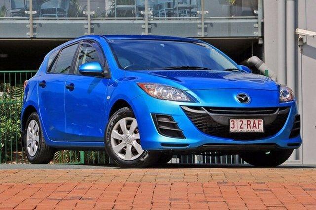 Used Mazda 3 Neo Activematic, Moorooka, Brisbane, 2010 Mazda 3 Neo Activematic Hatchback