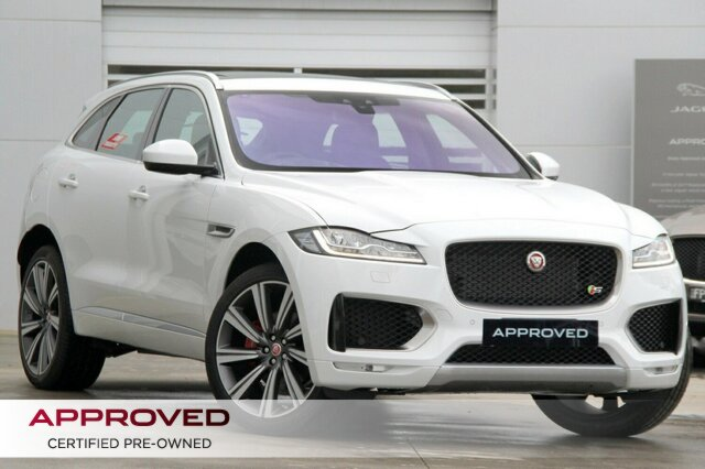 Discounted Used Jaguar F-PACE 30d AWD S, Gardenvale, 2017 Jaguar F-PACE 30d AWD S Wagon
