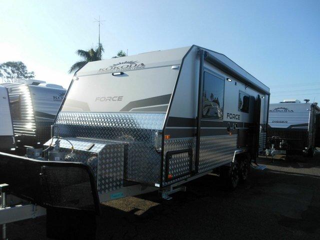 Discounted New Kokoda Force X-Trail GT [1747], Pialba, 2017 Kokoda Force X-Trail GT [1747] Caravan