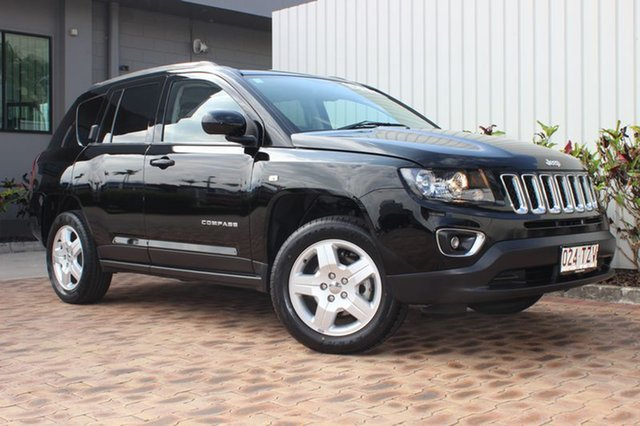 Used Jeep Compass North CVT Auto Stick, Cairns, 2014 Jeep Compass North CVT Auto Stick Wagon