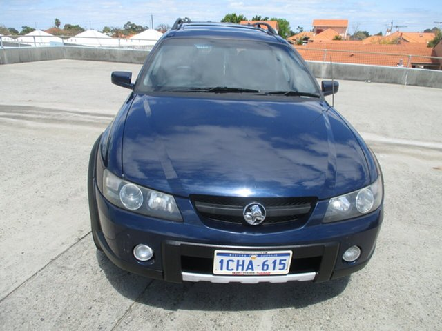 Used Holden Adventra AWD, Victoria Park, 2005 Holden Adventra AWD Wagon