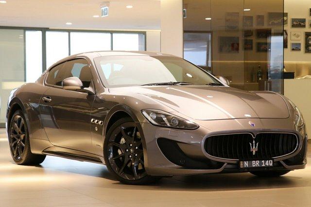 Used Maserati Granturismo S, Artarmon, 2015 Maserati Granturismo S Coupe