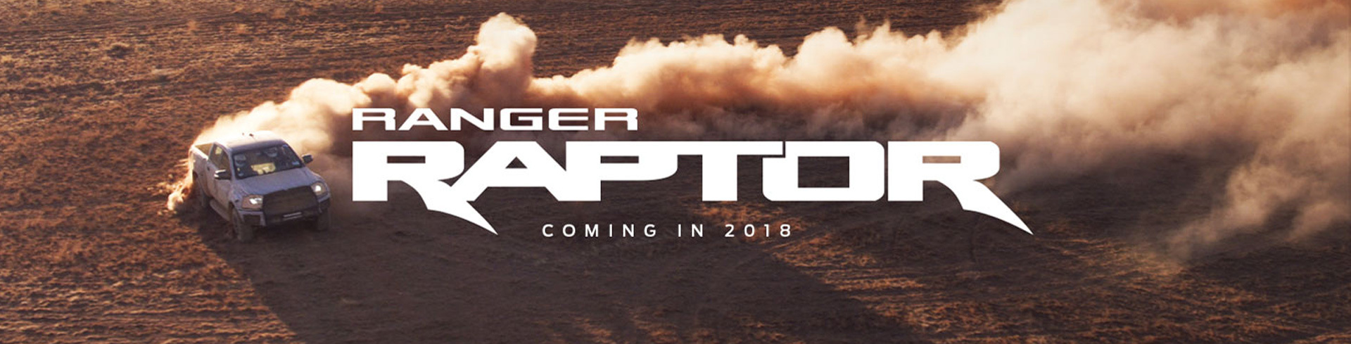 Coming Soon Ford Ranger Raptor