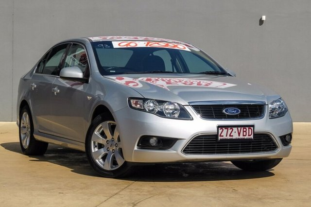 Used Ford Falcon G6, Indooroopilly, 2009 Ford Falcon G6 Sedan