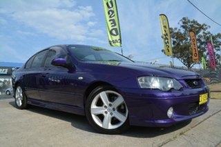 2004 Ford Falcon XR6 Turbo Sedan.