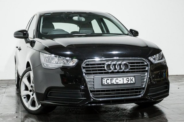 Used Audi A1 Attraction Sportback S tronic, Rozelle, 2013 Audi A1 Attraction Sportback S tronic Hatchback