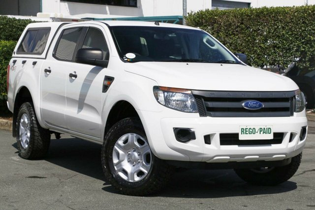 Discounted Used Ford Ranger XL Double Cab, Acacia Ridge, 2015 Ford Ranger XL Double Cab PX Utility