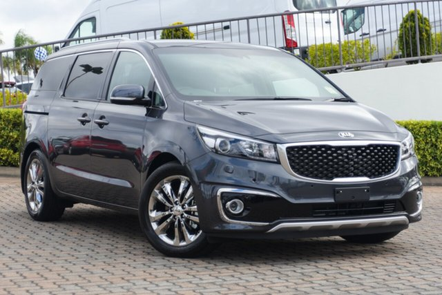 Discounted New Kia Carnival Platinum, Southport, 2017 Kia Carnival Platinum Wagon
