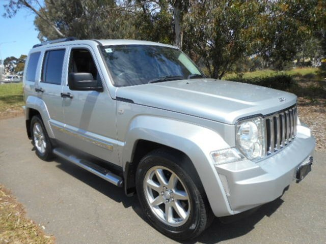 Discounted Used Jeep Cherokee Limited, Mile End, 2009 Jeep Cherokee Limited Wagon