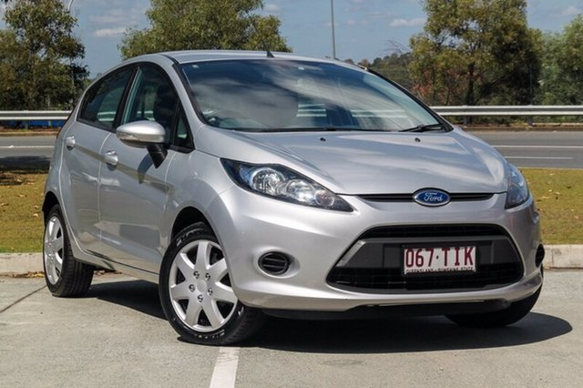 Used Ford Fiesta CL PwrShift, Indooroopilly, 2013 Ford Fiesta CL PwrShift Hatchback