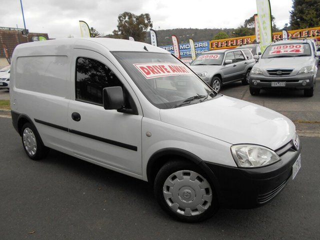 Used Holden Combo, Upper Ferntree Gully, 2007 Holden Combo Van
