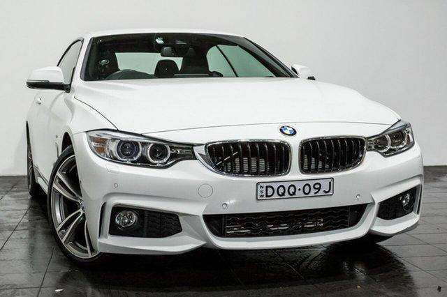 Used BMW 420I M Sport, Rozelle, 2016 BMW 420I M Sport Convertible