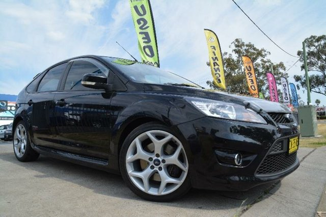 Used Ford Focus XR5 Turbo, Mulgrave, 2010 Ford Focus XR5 Turbo Hatchback
