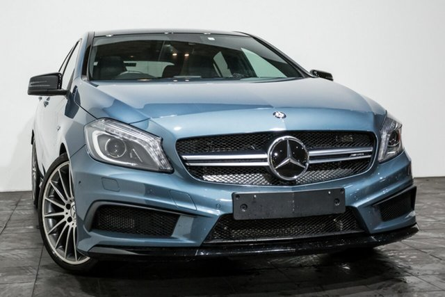 Used Mercedes-Benz A45 AMG SPEEDSHIFT DCT 4MATIC, Rozelle, 2015 Mercedes-Benz A45 AMG SPEEDSHIFT DCT 4MATIC Hatchback