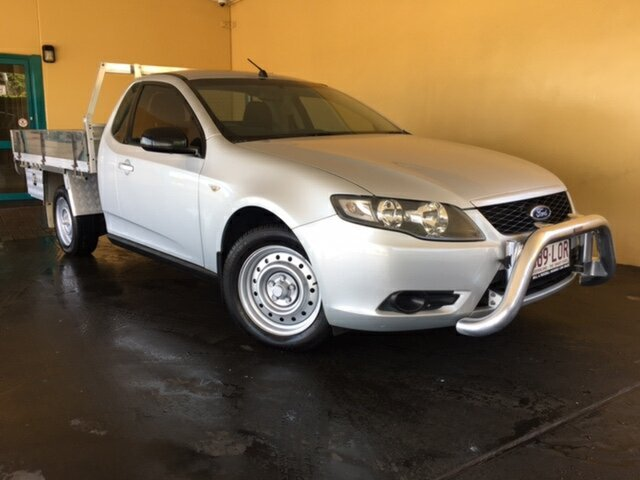 Used Ford Falcon, Toowoomba, 2008 Ford Falcon Cab Chassis