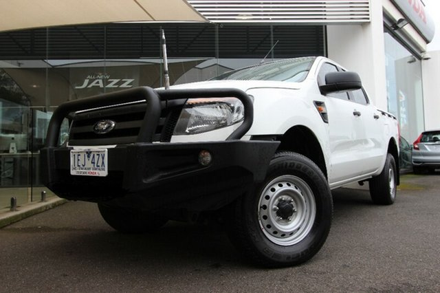 Used Ford Ranger XL Double Cab, Hoppers Crossing, 2014 Ford Ranger XL Double Cab Utility
