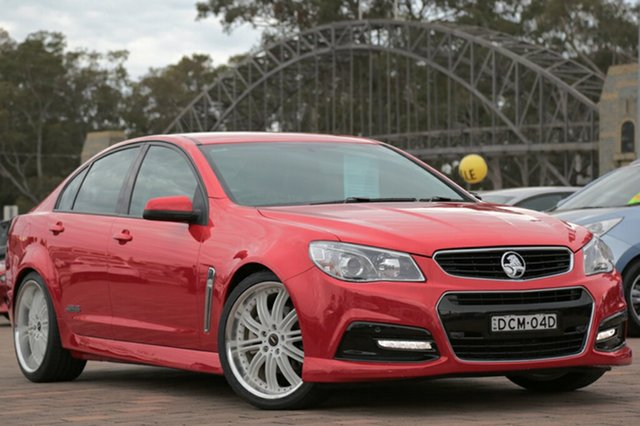 Used Holden Commodore SS, Warwick Farm, 2015 Holden Commodore SS Sedan