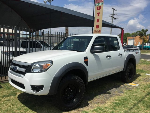 Used Ford Ranger XL (4x4), Toowoomba, 2009 Ford Ranger XL (4x4)