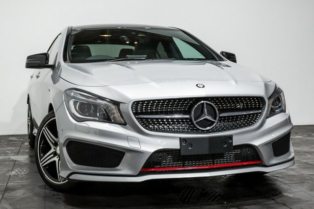 Used Mercedes-Benz CLA250 Sport DCT 4MATIC, Rozelle, 2015 Mercedes-Benz CLA250 Sport DCT 4MATIC Coupe