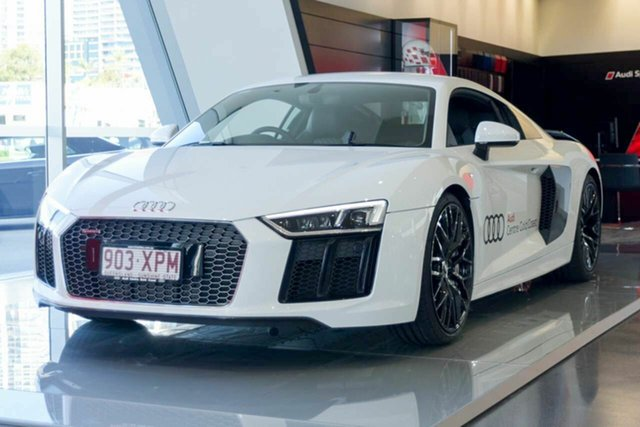 Demonstrator, Demo, Near New Audi R8, Southport, 2017 Audi R8 Coupe