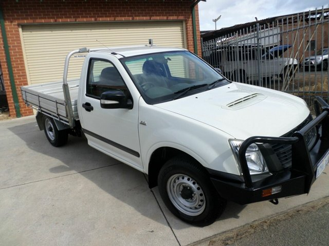 Used Holden Rodeo LX, Mount Lawley, 2008 Holden Rodeo LX Cab Chassis