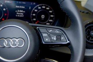 2017 Audi Q2 1.4 Tfsi YA COD Wagon.