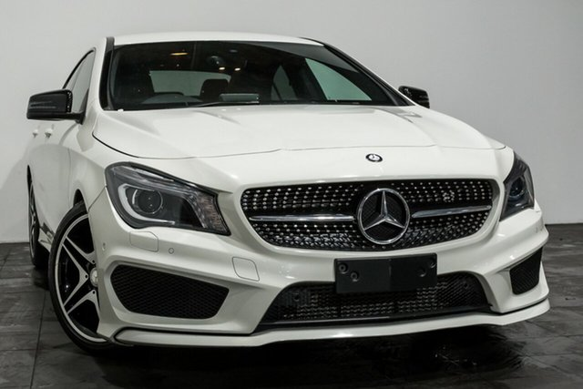 Used Mercedes-Benz CLA200 DCT, Rozelle, 2016 Mercedes-Benz CLA200 DCT Coupe