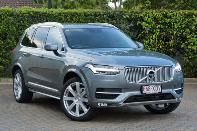 Discounted Demonstrator, Demo, Near New Volvo XC90 T6 Geartronic AWD Inscription, Southport, 2017 Volvo XC90 T6 Geartronic AWD Inscription Wagon