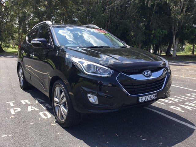 Used Hyundai ix35 Highlander AWD, Coffs Harbour, 2015 Hyundai ix35 Highlander AWD Wagon