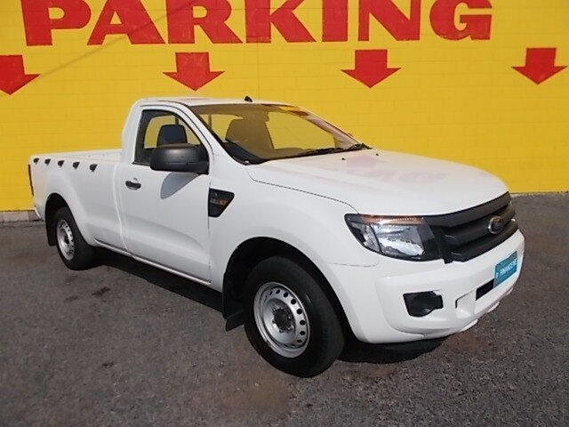 Used Ford Ranger XL 4x2, Winnellie, 2012 Ford Ranger XL 4x2 Cab Chassis