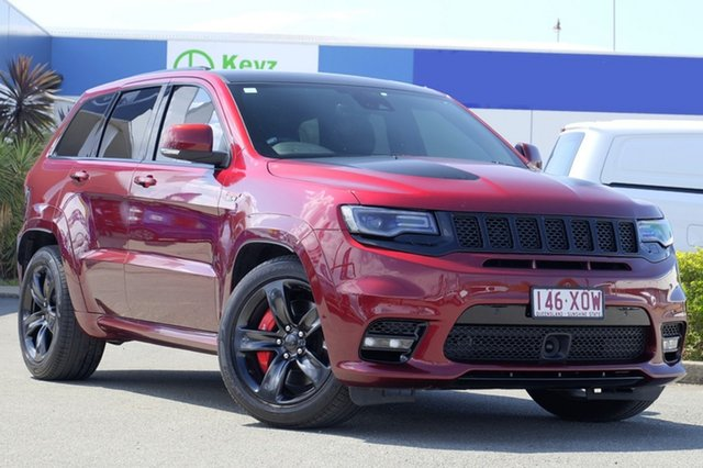 Used Jeep Grand Cherokee SRT, Toowong, 2016 Jeep Grand Cherokee SRT Wagon