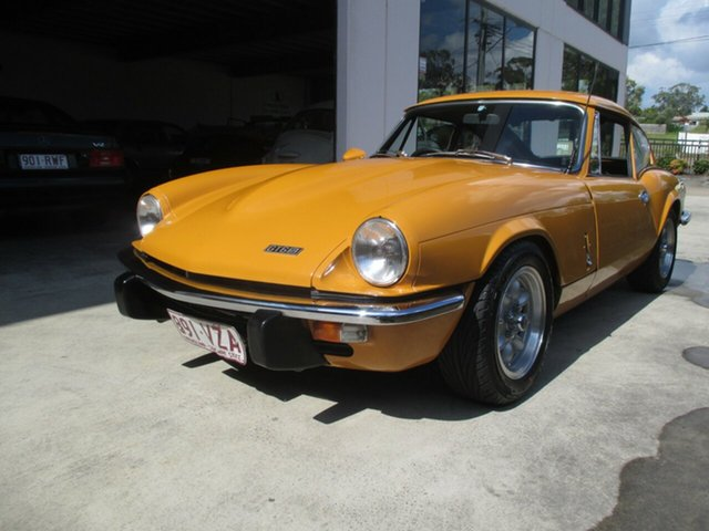 Used Triumph GT6 GT6 MK111, Capalaba, 1971 Triumph GT6 GT6 MK111 Coupe