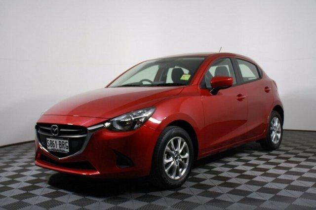 Used Mazda 2 Maxx SKYACTIV-MT, Edwardstown, 2017 Mazda 2 Maxx SKYACTIV-MT Hatchback