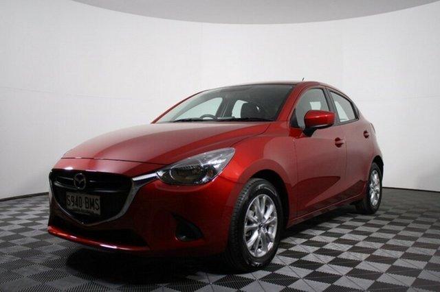 Used Mazda 2 Maxx SKYACTIV-Drive, Edwardstown, 2016 Mazda 2 Maxx SKYACTIV-Drive Hatchback