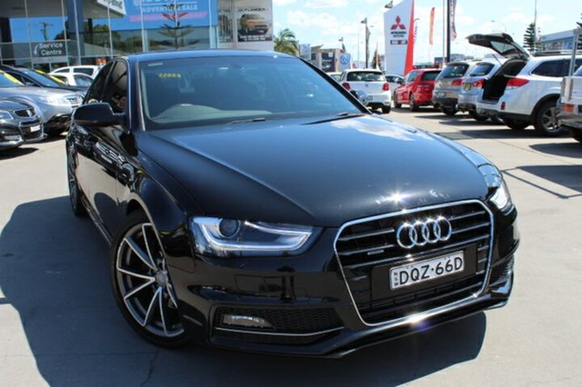 Used Audi A4 S Line S tronic quattro, Rutherford, 2014 Audi A4 S Line S tronic quattro Sedan