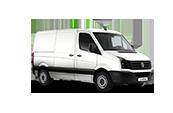 New Volkswagen Crafter Van, Bendigo Volkswagen, Epsom