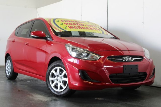 Used Hyundai Accent Active, Underwood, 2013 Hyundai Accent Active Hatchback