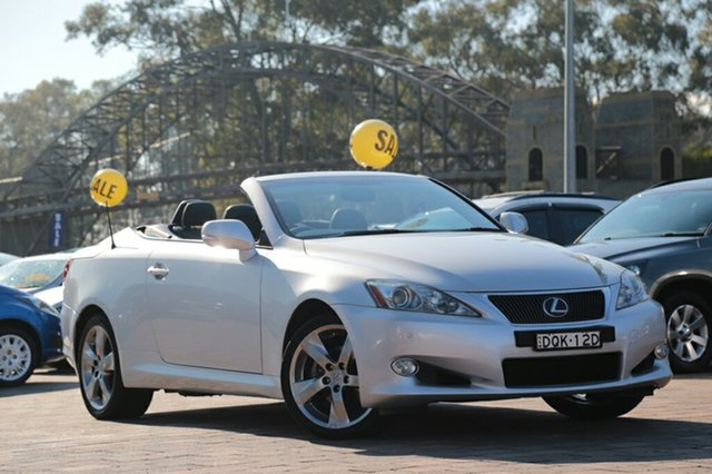 Used Lexus IS250 C Sports, Southport, 2010 Lexus IS250 C Sports Convertible