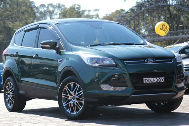 Discounted Used Ford Kuga Ambiente AWD, Warwick Farm, 2016 Ford Kuga Ambiente AWD SUV