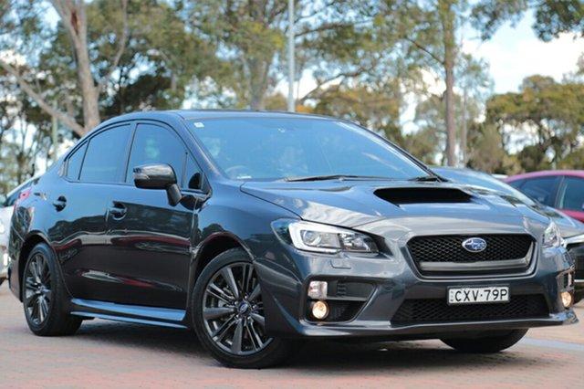 Used Subaru WRX Premium AWD, Warwick Farm, 2015 Subaru WRX Premium AWD Sedan