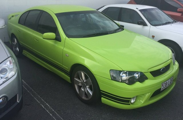 Discounted Used Ford Falcon XR6, Katherine, 2006 Ford Falcon XR6 Sedan