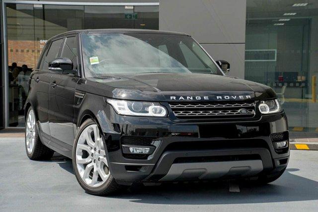 New Land Rover Range Rover Sport SDV6 CommandShift SE, Springwood, 2017 Land Rover Range Rover Sport SDV6 CommandShift SE Wagon