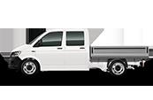 New Volkswagen Transporter Cab Chassis, Bendigo Volkswagen, Epsom