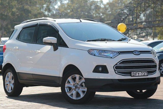 Used Ford Ecosport Trend PwrShift, Warwick Farm, 2016 Ford Ecosport Trend PwrShift SUV