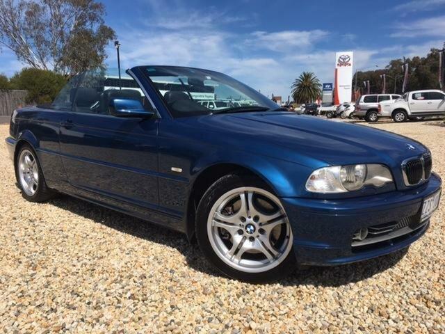 Used BMW 330CI, Wangaratta, 2003 BMW 330CI Convertible