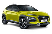 New Hyundai Kona, Peter Warren Hyundai, Warwick Farm