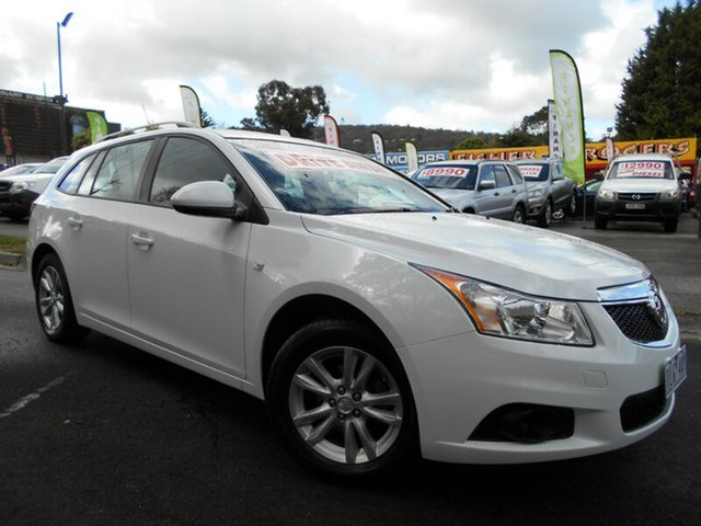 Used Holden Cruze CD, Upper Ferntree Gully, 2014 Holden Cruze CD Sportswagon