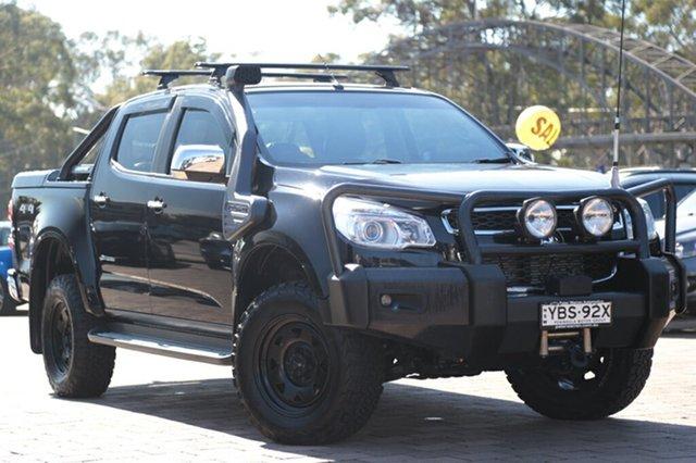Used Holden Colorado Storm Crew Cab, Warwick Farm, 2014 Holden Colorado Storm Crew Cab Utility